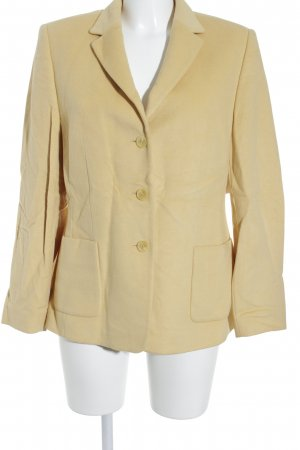 Basler Sweat Blazer gold orange street-fashion look