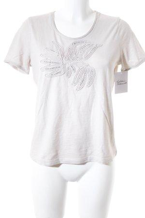 Basler T-Shirt beige Casual-Look