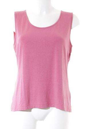Basler Tanktop pink Casual-Look