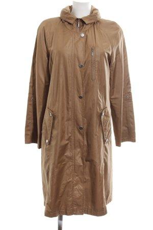 Basler Manteau mi-saison brun style décontracté