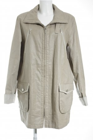 Basler Manteau mi-saison beige style décontracté