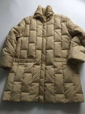 BASLER Wintermantel Größe 40 Goldbeige