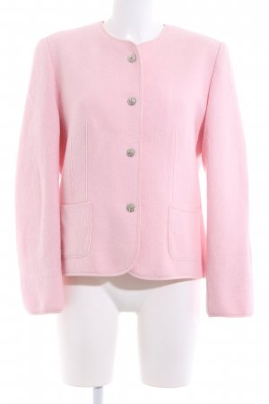 Basler Wool Blazer pink business style