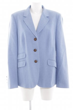 Basler Blazer en laine bleu style d'affaires