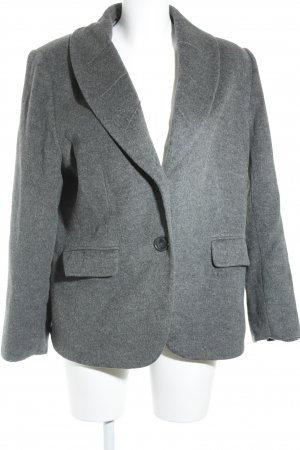 Basler Woll-Blazer grau Business-Look