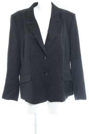 Basler Woll-Blazer schwarz Elegant