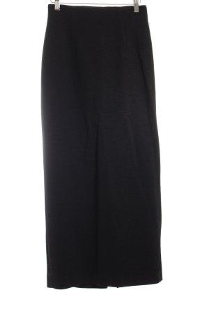 Basset Falda de tubo negro elegante