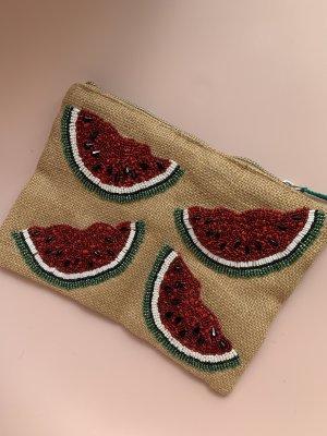 Bastclutch mit Melonen