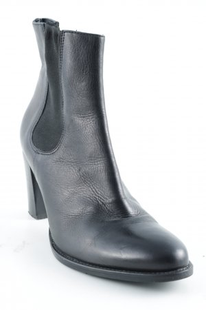 Bata Booties schwarz Casual-Look