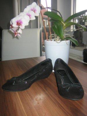 Zapatillas para casa negro