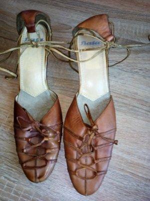 Bata Sandaleten in gr 39 Neu Echtes Leder