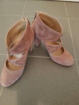 Bata Tacco alto rosa antico