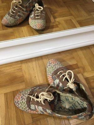 Bata Chaussures à lacets multicolore