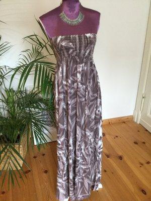 Batik Bandeaukleid von Sisley