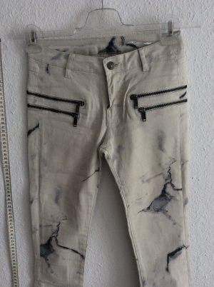 Batik camouflage Jeans Zara