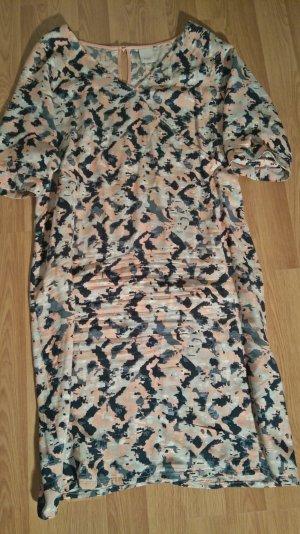 Batik Camouflage Kleid Oversize