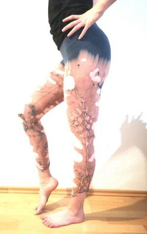 Leggings multicolore Cotone