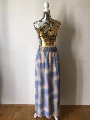 Vintage Falda larga multicolor