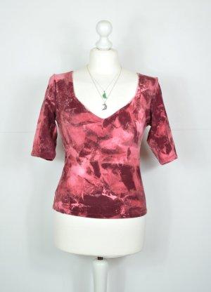 Bershka Batik shirt veelkleurig