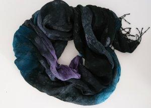 Batik Schal mit tollem Farbverlauf