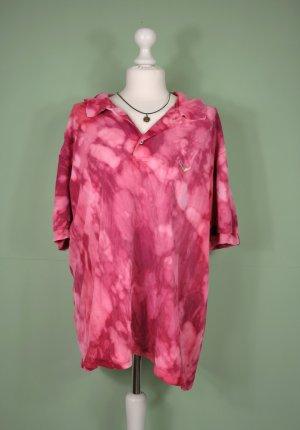 Batik Shirt von Trigema / Vintage