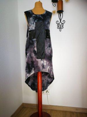 Batikkleid mit Nieten von Glamorous