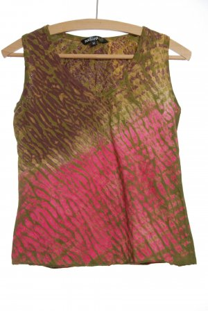 Batik shirt veelkleurig Katoen
