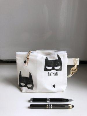 Batman DC Comic Superheld Tasche Kosmetik Reisetasche Kosmetiktasche Mäppchen