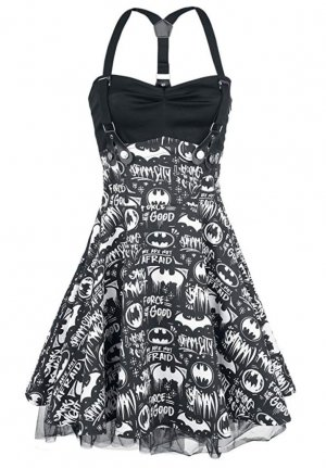 Batman Graffiti Kleid