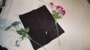 Bauch-weg-Hose in schwarz