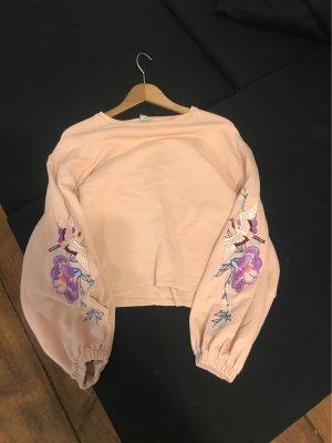 Bauchfrei pullover