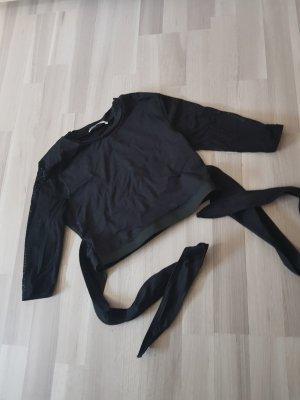 Bauchfreies Sportshirt