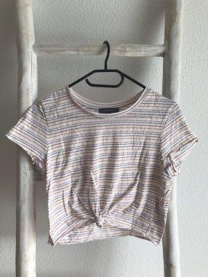 Primark Camisa de rayas multicolor