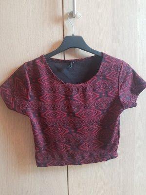 Bauchfreies T-shirt (Gr.S)