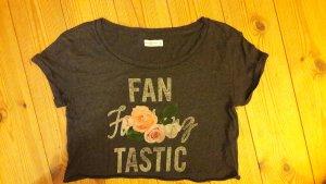 Bauchfreies T-shirt von Abercrombie