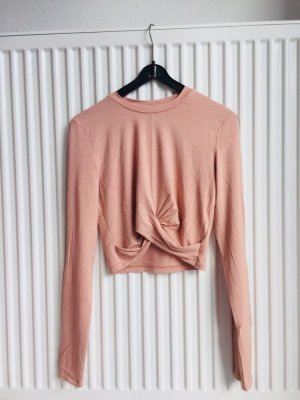H&M Cropped Top pink