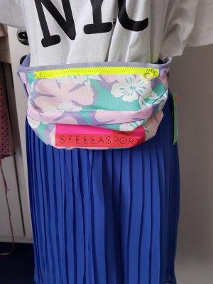 Adidas by Stella McCartney Marsupio giallo neon-rosa chiaro