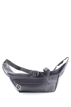 Buiktas zwart minimalistische stijl