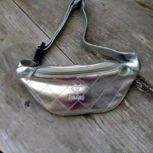 Marsupio argento
