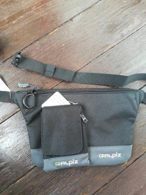 Bauchtasche und kleine Tasche. Set. von Alpiz. Neue mit Etikett