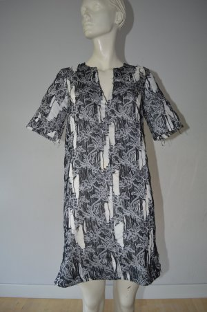 Baum und Pferdgarten Cocktail Dress white-black cotton