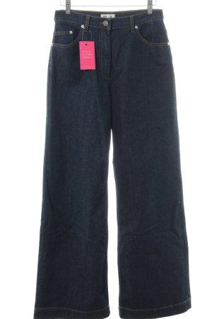 Baum und Pferdgarten Jeans bootcut bleu foncé style décontracté