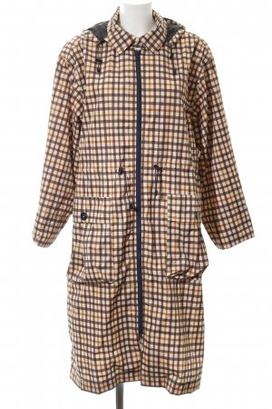 Baum und Pferdgarten Heavy Raincoat check pattern casual look
