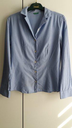 Baumwoll Bluse Größe S
