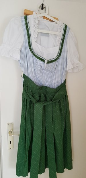 Berwin & Wolff Dirndl light blue-green
