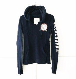 baumwoll hoodie von A&F