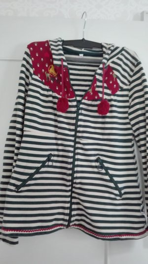 Baumwoll Jacke mit Kaputze