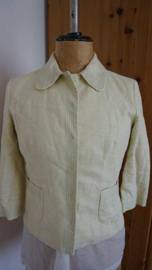 Baumwoll-Leinen Blazer für den Sommer