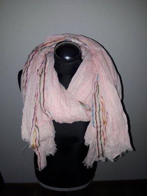 baumwoll tuch rosa