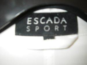 Baumwollblazer weiß, Escada SPORT